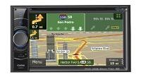 Clarion-NX501-Navigationssystem